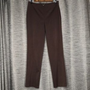 MATCH SIZE 8 VINTAGE BROWN TROUSERS